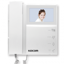 Видеодомофон цветной KCV-464 + KC-S81M